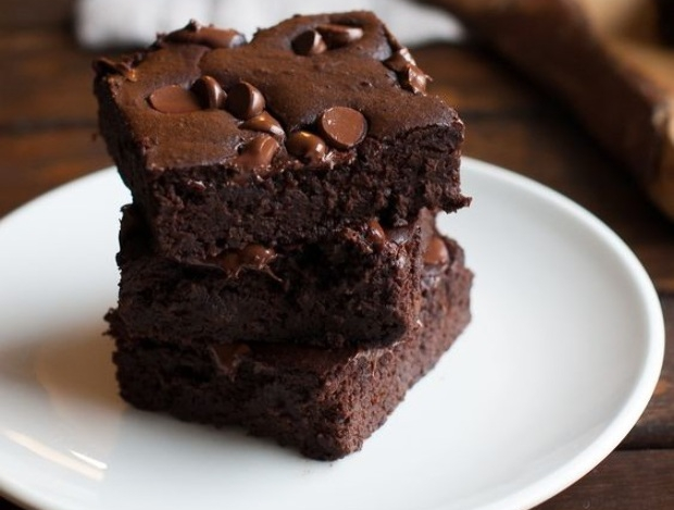 fogyókúrás brownie